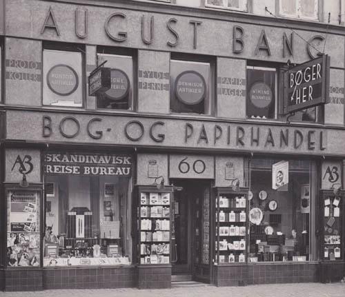 skandinavisk boghandel
