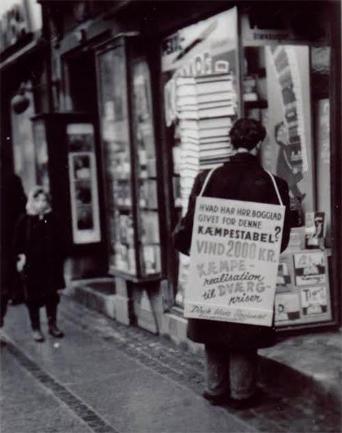 Boghandlere I Danmark Bog Idé
