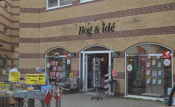 online boghandel danmark
