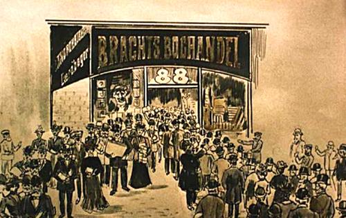 Boghandlere i Danmark - Brachts Boghandel