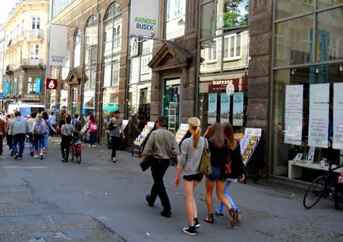 arnold busck københavn
