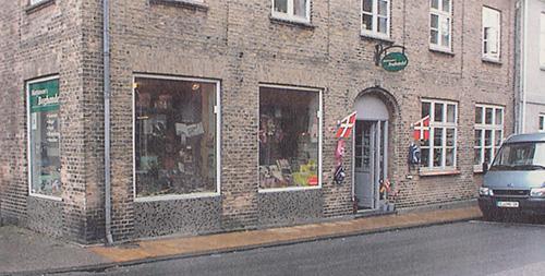martensens boghandel