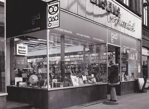 gads boghandel