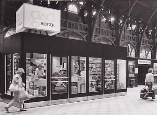 boghandel hovedbanegården