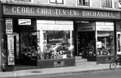næstved boghandel