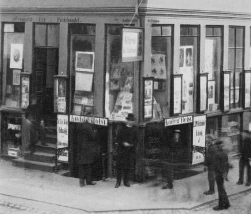 Boghandlere i Danmark - Paludan Bog & Cafe