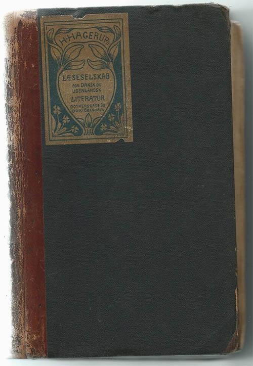 arnold busck boghandel købmagergade
