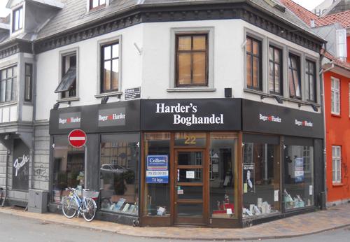 boghandlere i odense