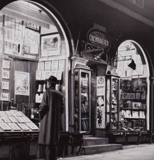 e boghandel