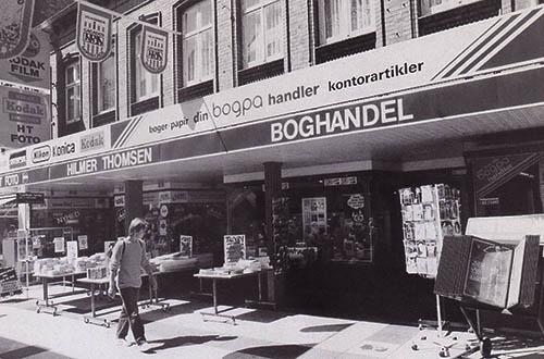 holstebro boghandel