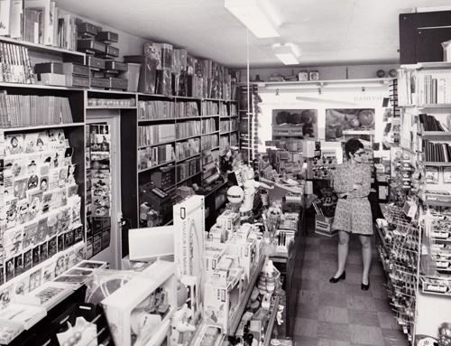 boghandel i hvidovre