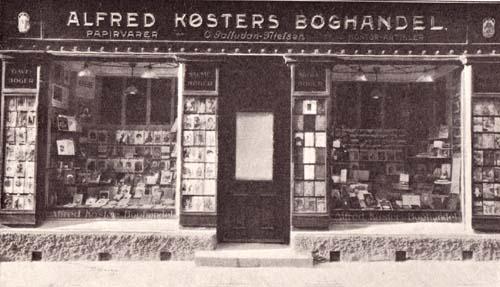 køsters boghandel