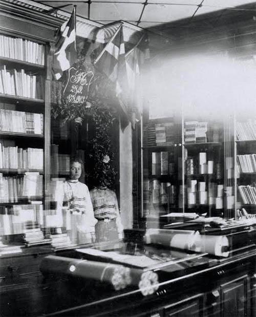 boghandel amager