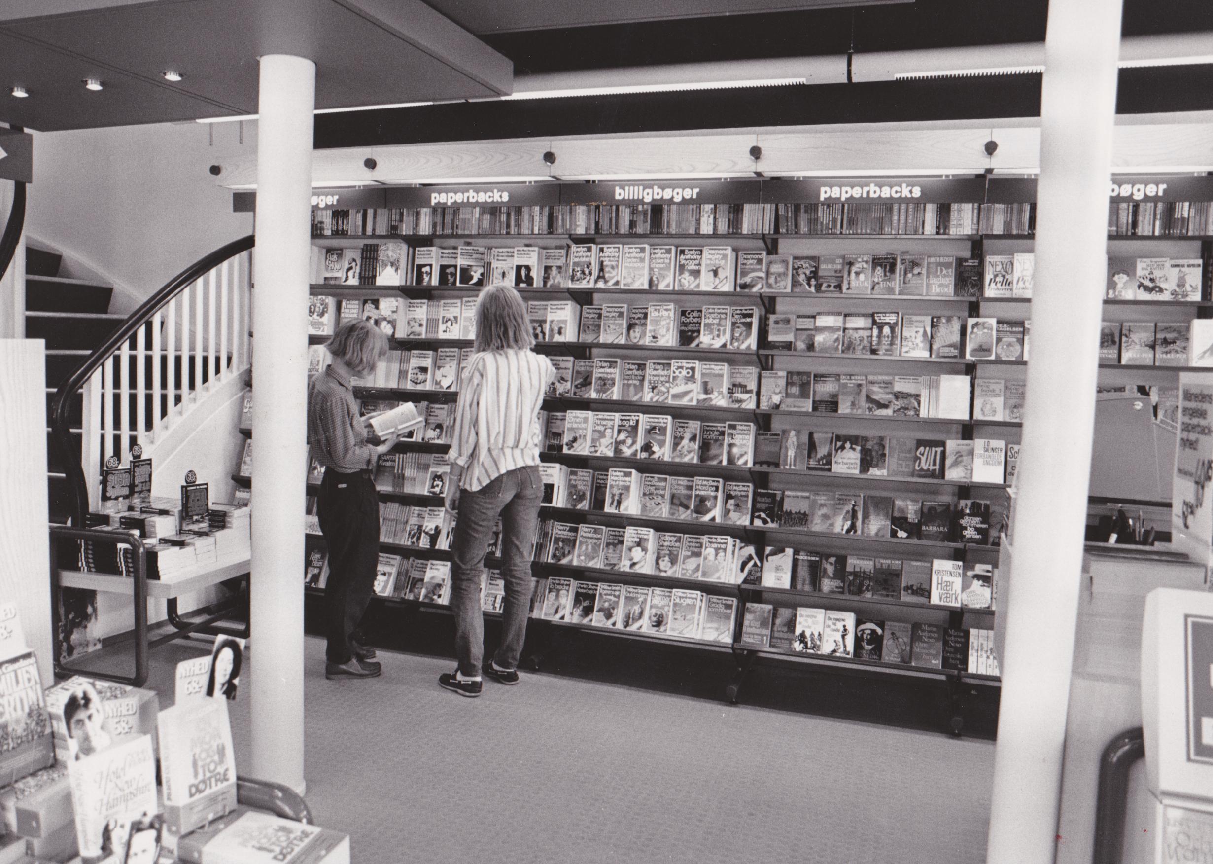 boghandel nørreport