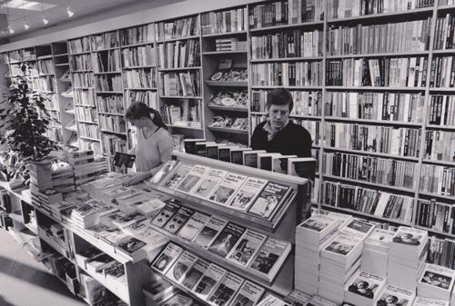 boghandler i roskilde