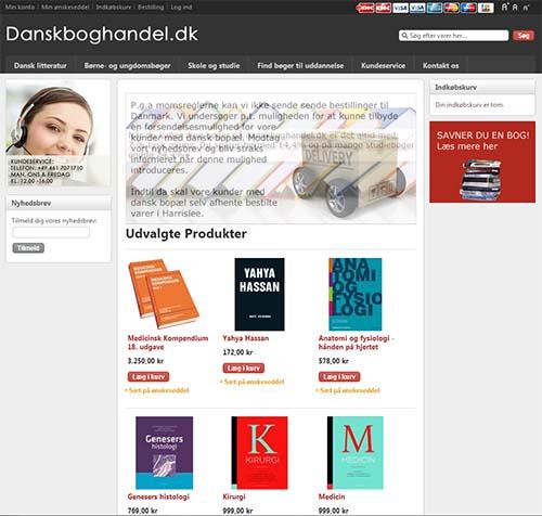 boghandel online