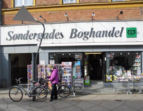 søndergades boghandel vejle