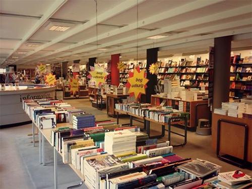 bogladen århus universitet