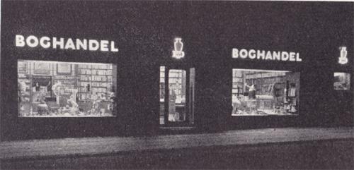 Boghandlere I Danmark Litteratur